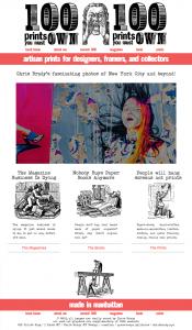 100PrintsYouMustOwn- Homepage
