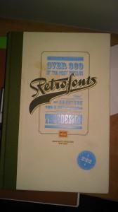 Retrofonts cover, Mark Batty Publisher 2010