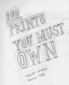 100 Prints Logo Sketches