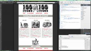 100 Prints- Coding