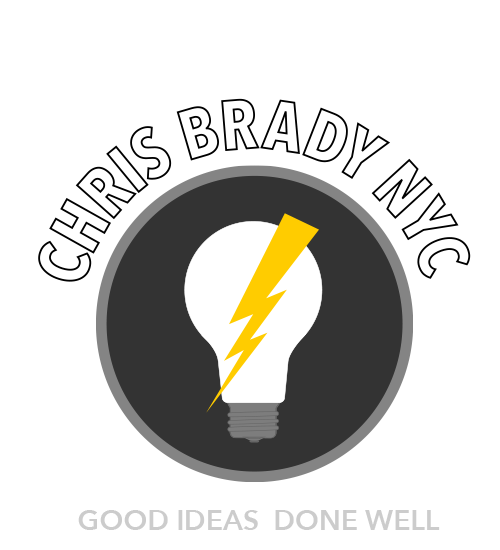 Chris Brady- THE IDEA FACTORY